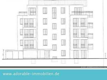 Berlin Pankow Grundstück für MFH mit Baugenehmigung