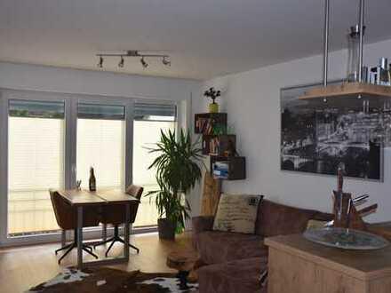 2-Zimmer-Wohnung im 1. OG mit Fußbodenheizung und Balkon inkl. Einbauküche