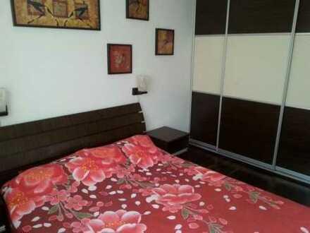 Stilvolle, modernisierte 2-Zimmer-Wohnung mit Balkon in HASELÜNNE
