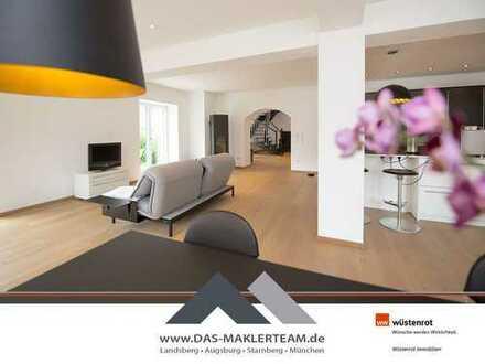 Rarität auf dem Mietmarkt: Exklusives Haus im Haus in Landsberg Ost