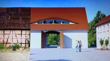 Provisionsfrei - Luxusausstattung - 5 Zimmer Maisonettewohnung mit hoher Denkmal AfA im Grünen