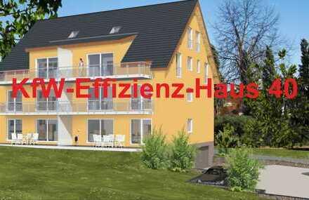 Wohnen im KfW-Effizienz-Haus 40 Erstbezug
