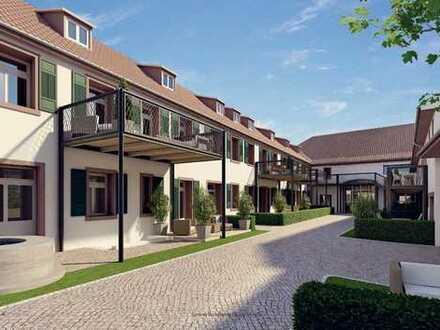denkmalgeschützte Ferienwohnung mit Umsatzsteueroption Nähe Europapark Rust