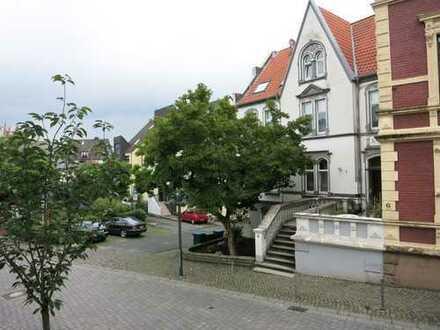 Schöne Dachgeschoßwohnung in einem Denkmal im Zentrum von Volmarstein, vermietet, für Kapitalanleger