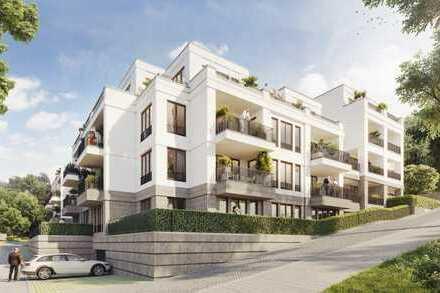 Tolle 3-Zimmer-Wohnung mit Tageslichtbad und Loggia direkt am Waldrand!