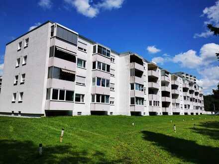 Erstbezug nach Sanierung mit Balkon: stilvolle 3-Zimmer-Hochparterre-Wohnung in Senden