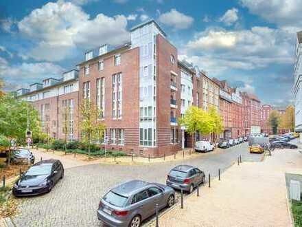2-Zimmer Eigentumswohnung im 2. OG zur Selbstnutzung in 24114 Kiel