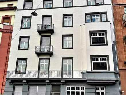 Sanierte Souterrain-Wohnung - unmittelbar zum Friedrichsplatz