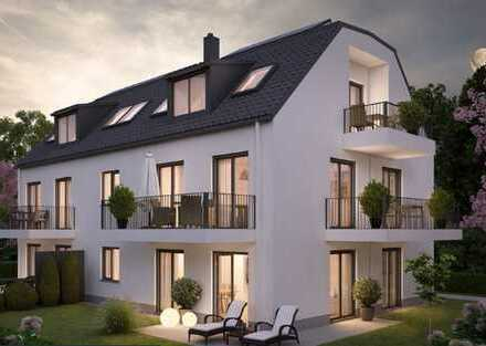 E & Co.- Moderne, gut geschnittene 3 Zimmer Obergeschosswohnung mit zwei Balkonen. Neubau/Erstbezug!
