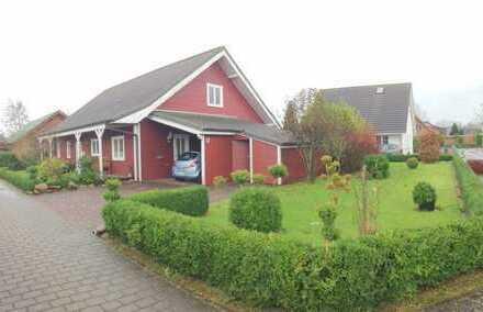 Schönes, geräumiges Blockbohlenhaus mit vier Zimmern in Altenbruch, Cuxhaven