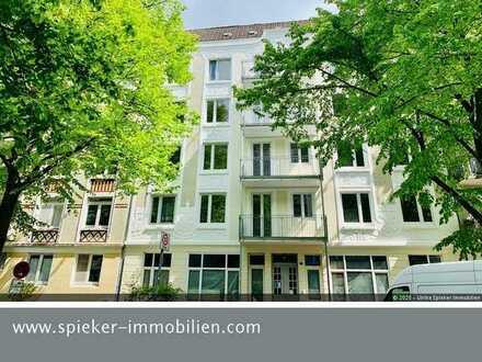 Charmante, modernisierte Altbauwohnung im beliebten Barmbek-Süd