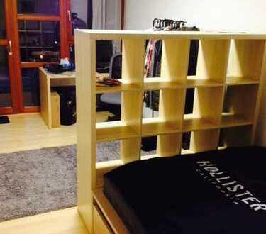 Schöne 1-Zimmer-Wohnung in Altstadtnähe über den Sommer vom 01.08.18 bis zum 08.10.18 zu vermieten