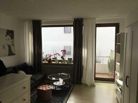 Helle, grosszuegige Ein-Zimmer Wohnung in Pforzheim, Südweststadt