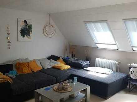 Billerbeck! Tolle, großzügige Drei-Zimmer-Wohnung in ruhiger, zentraler Lage