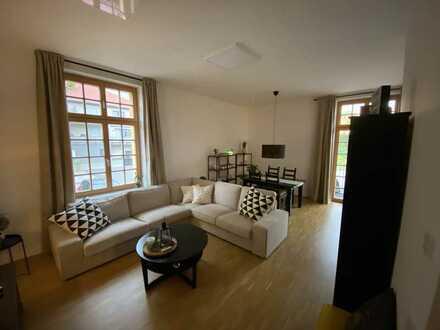 Hochwertige 3-Zimmerwohnung im kernsanierten Altbau