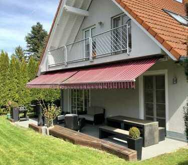 *KEINE PROVISION: Luxus in Aubing- hochwertiges Einfamilienhaus mit Sauna in ruhiger Lage*