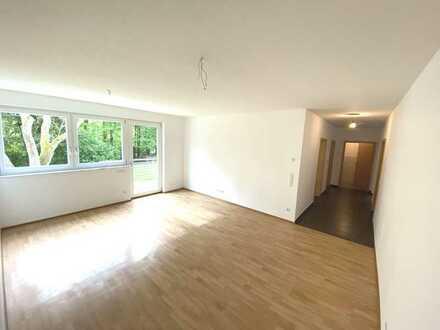 Helle 3 Zimmerwohnung direkt am Kurpark Bad Rappenau (Barrierefrei)