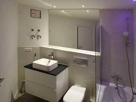 Traumhafte 2 Zimmerwohnung mit EBK, Bad mit Dusche, Balkon mit blick ins grüne