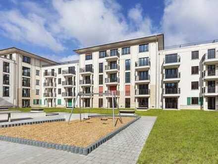RESERVIERT*ERSTBEZUG* Hochwertige 4-Zimmer-Wohnung mit Einbauküche und Balkon