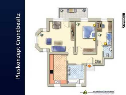 Schicke 3-Zimmer Wohnung in modernem Mehrfamilienhaus