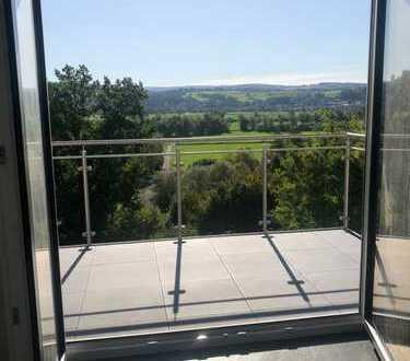 Erstbezug: attraktive 3-Zimmer-Wohnung mit Terrasse in Wächtersbach