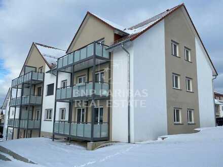 Repräsentatives Mehrfamilienhaus in Pfullendorf
