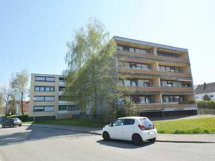 1-Zi. Appartement in Neu-Ulm/Ludwigsfeld