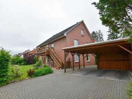 Gut vermietet: 2-Familienhaus mit zusätzlicher Fläche im Dachgeschoss, in Kurparknähe