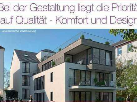 Kajüte 1 - 3 Raum Ferienwohnung mit 2 Schlafz. + Süd Loggia !