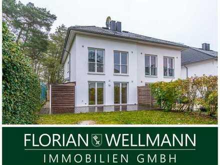 Hamburg - Blankenese | Neuwertige Doppelhaushälfte in Dockenhuden