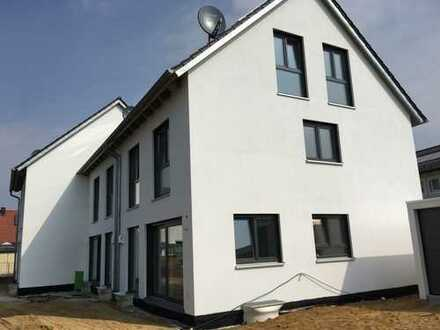 Reihenhaus Neubau in Schrobenhausen