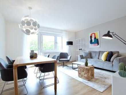 Möblierte 3-Zimmer Wohnung, 65m2 Frankfurt Nordend / Furnished 2-bedroom apartment, 65m2