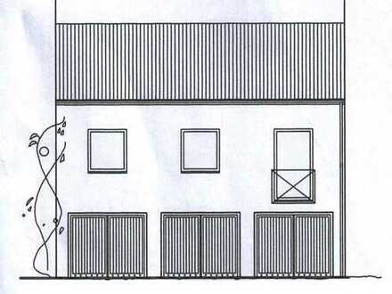 Rohbau! Reihenmittelhaus mit 3 Garagen in attraktiver Lage von Lüdenscheid!