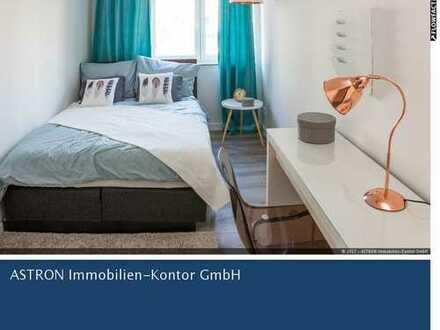 Modern möblierte 1,5-Zi. Neubau-Whg. mit EBK