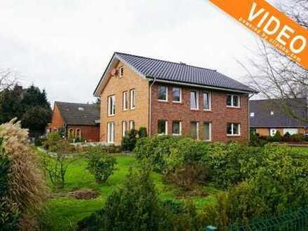 Naturverbunden Wohnen! *Schönes Zweifamilienhaus mit Charme in Hopsten*