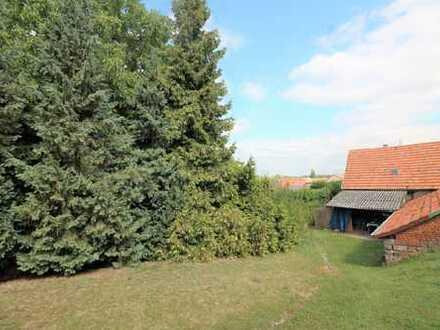 Einfamilienhaus mit Scheune, Stallungen und Schuppen