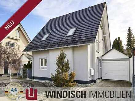 WINDISCH IMMOBILIEN - charmantes, kleineres Einfamilienhaus in Puchheim zu vermieten!