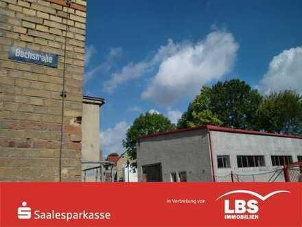 Zwangsversteigerungsobjekt: Mehrfamilienhaus mit Gewerbe in Langeneichstädt!