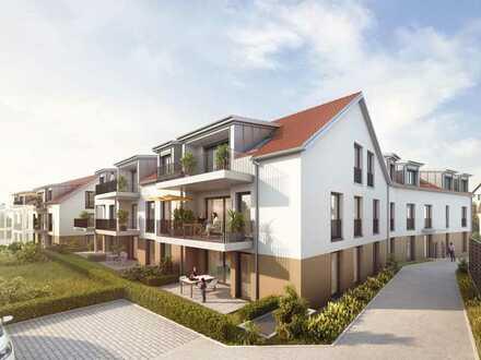 Moderne 4-Zi. Wohnung im Honiggarten
