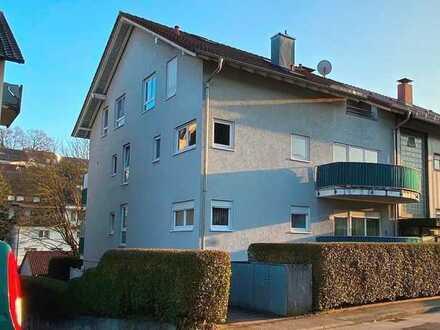 Gepflegte 4-Zimmer-Maisonettewohnung in ruhiger Höhenlage