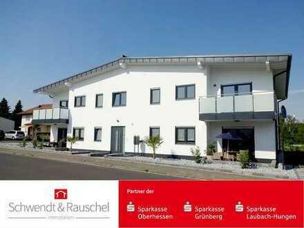 Moderne 4-Zimmer-Neubauwohnung in 5-FH in Ranstadt