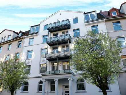 2 Zimmer top sanierte Wohnung in Hannover Vahrenwald zentral und dennoch ruhig !!!