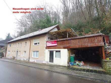 Top-Angebot ! Bezugsfreies freistehendes Einfamilienhaus nebst Carport