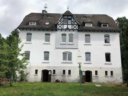ACHTUNG HANDWERKER! Renovierungsbedürftige 3-Zi.-Altbau-Wohnung in Bad Laasphe