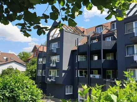 Modernisierte, möblierte Wohnung in optimaler Lage