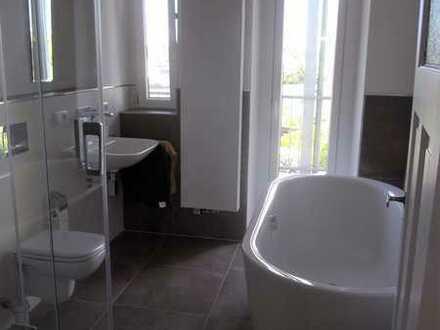 (Teil-) Möblierte 3-Zimmer-Wohnung, Bamberg, Gärtnerviertel, gr. Balkon