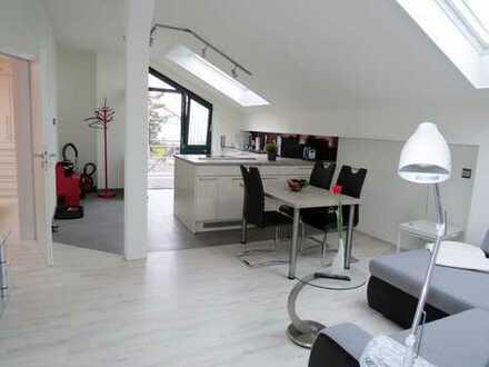 Erpolzheim | komfortable und einladende 2 ZKB-Wohnung (voll möbliert)