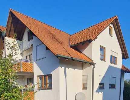 3 Zi. Whg mit Einbauküche & Terrasse