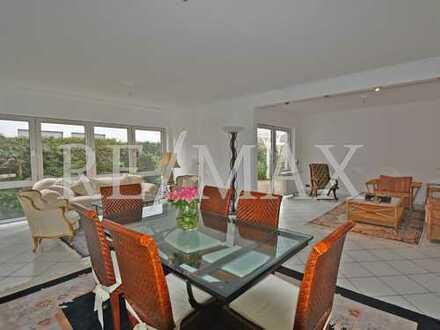 RE/MAX: Ideal geschnittene 4 bis 5-Zimmer-Terrassenwohnung in Gonzenheim