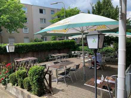 Außergewöhnliches Restaurant / Gaststätte mit Sommer-Terrasse in guter Lage